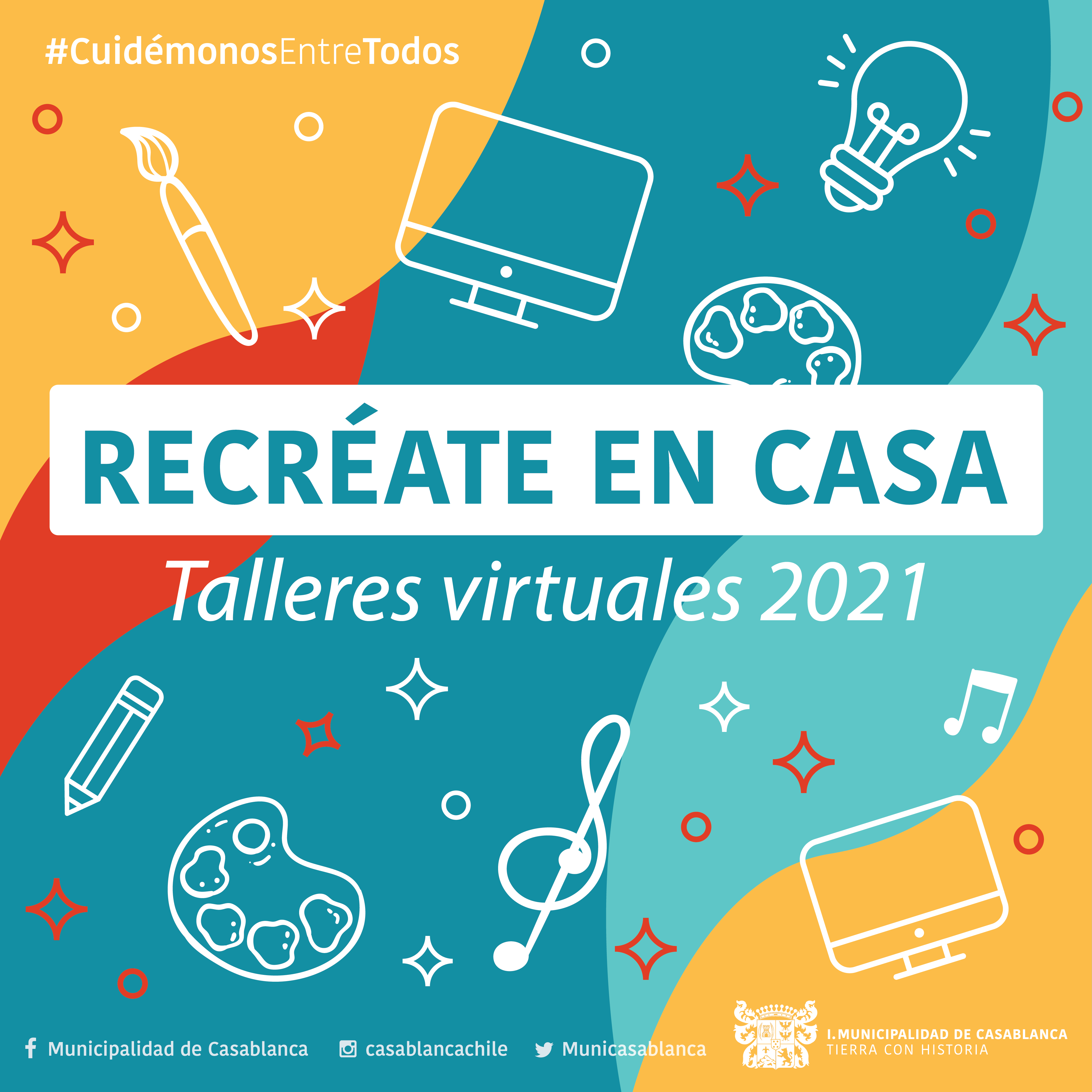 Recreate en casa 2021
